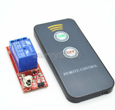 1 Channel Infrared Switch Relay Driving Module Board 5V Active Remote Controller