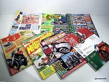 Zeitschriften in der Kategorie Bücher mit Motorrad-Genre