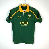 South Africa Springboks Nike Genuine Rugby Jersey Size Men's Medium