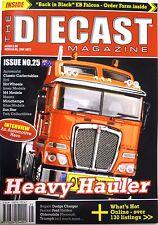 The Diecast Magazine #25 Biante Classic Bathurst Dodge Oldsmobile Triumph Ford