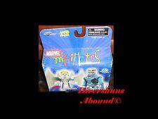 Minimates Archangel & Apocalypse Figure Variant in Non Mint Box! Trusted Seller!