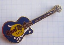 HARD ROCK CAFE / GUANGZHOU BLUE BYRDLAND GUITAR.... Pin (Ka1)