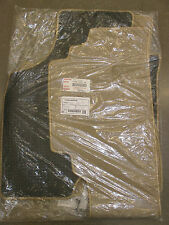 LEXUS OEM FACTORY FLOOR MAT SET 1999-2003 RX300 IVORY PT206-48030-00