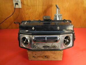 Vintage Chevrolet accessory Under dash air conditioner conditioning Harrison 64B