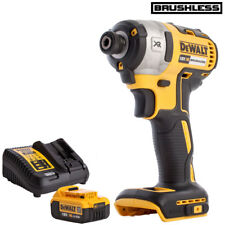 Dewalt DCF887N 18V Brushless Impact Driver with 1 x 4.0Ah Battery & Charger