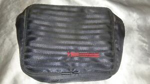 VINTAGE TWA AIRLINE CARRYING CASE SMALL