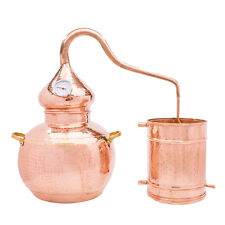 5 Gallon Handcrafted Copper Whiskey Still