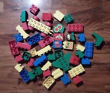 Duplo Lego Originali - Lotto circa 50 pezzi misti