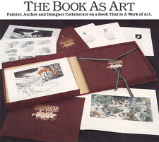 Where Silence Speaks: The Art of Bev Doolittle Portfolio Signed by Bev Doolittle