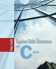 Applied Data Structures with C++ by Smith, Peter