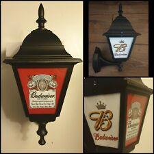 Budweiser budweiser light Wall Lantern budweiser Sign bud bar light beer LED