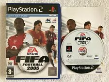 FIFA FOOTBALL 2005 05 - PLAYSTATION PS2 GAME / + 60GB PS3 - ORIGINAL & COMPLETE