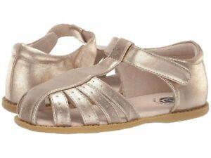 New LIVIE & LUCA Shoes Sandals Paz Gold Metallic 10