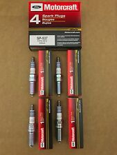 Set of 4: Motorcraft OEM Ford Iridium Spark Plugs SP-537 CYFS-12Y-2 USA Seller