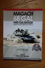 Magach 6B Gal And Gal Batash - Desert Eagle Publishing 4!!!