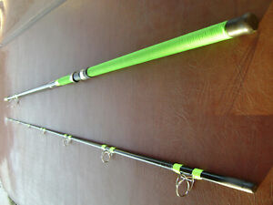 MEAT HUNTER EXTREME 12' HVY SPINNING -CATF, REDF, SPOONBILL, BIG FISH -USA MADE!