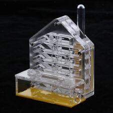 MagiDeal Clear Ameisenfutter Farm Formicarium Box Feuchtigkeitsspendend
