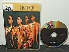 20th Century Masters The Best of Boyz 2 II Men  DVD Collection {2004}VERY GOOD