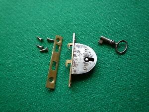 Reclaimed Antique Writing Slope Lock & Key