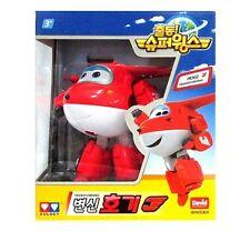 Hogi - Super Wings Transforming Plane Toy Robot Korea TV Animation Character