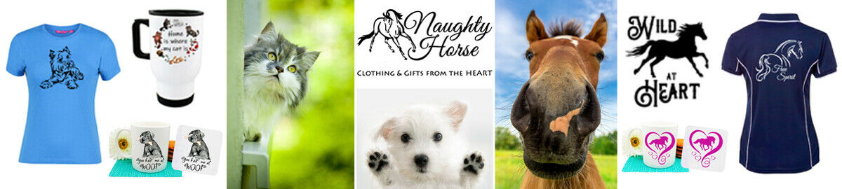 Naughty Horse Gifts from the Heart