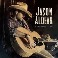JASON ALDEAN - REARVIEW TOWN   CD NEU