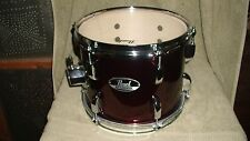 Pearl Roadshow 10 Inch Ride Tom Wine Red