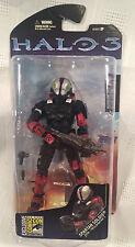Mcfarlane Toys Halo 3 EVA Spartan Soldier Hellspartan SDCC 2008 Exclusive NEW!!!