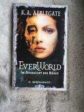 K.a. Applegate Everworld Band 4 Im Angesicht Des Bösen Roman Horror Fantasy Tb