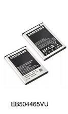 NEW GENUINE SAMSUNG BATTERY FOR WAVE S8500 Original Battery EB504465VU 1500mah