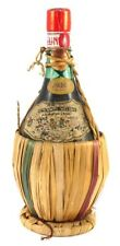 Chianti 1956 Melini vintage wine in a gift box with accessories