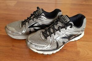 Brooks GTS 17 Adrenaline Athletic Running Shoes Sneakers Mens Size US 10
