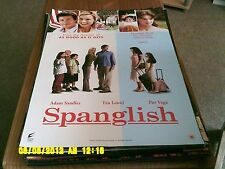 Spanglish (Adam Sandler, Tia Leone) Movie Poster A2