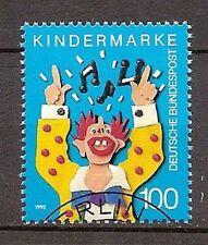 Bundespost - 1993 - Mi. 1695 - Gestempeld - NO655