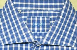 Luxus ! modisch-elegantes Hemd, orig. JOOP*, Gr. 41, echt Perlmutt, wie neu !