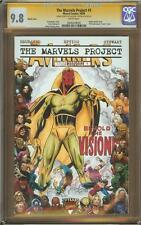 Avengers #57 Cover Recreation Sketch Cover By Anthony Castrillo CGC 9.8 Vision