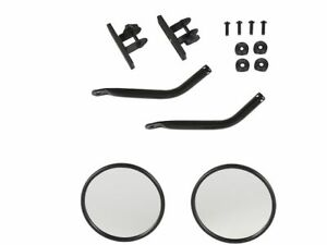 Left and Right Door Mirror Kit For 97-18 Jeep Wrangler TJ JK Sport GP57G9