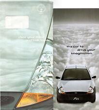 Ford Ka 1996-97 UK Market Launch Mailer Sales Brochure In Mailing Envelope