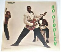 VINYL LP by BO DIDDLEY / CHESS LP 14431 (1958) INDIANAPOLIS PRESS (MONO)