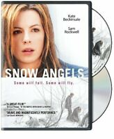 Snow AngelsWarner DVD-Region 1-Kate Beckinsale-Sam Rockwell