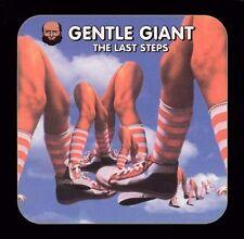 Last Steps: Live 1980 by Gentle Giant (CD, Nov-1998, Red Steel)