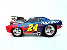 MUSCLE MACHINES 1969 CHEVROLET CAMARO Z/28 1:18 NASCAR JEFF GORDON #24 DUPONT