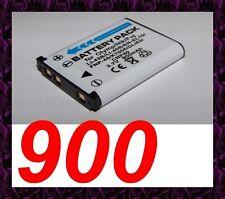 """★★★ """"900mA"""" BATTERIE Type D-Li63 DLI63 ★★★ Pour PENTAX Optio LS1000"""