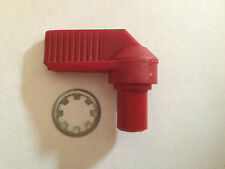 1 Trimark-Dead bolt-Red-Thumb Turn-Lock-Parts-Replacement-RV-Motorhome-Camper