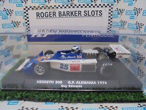 """Fly A2031 Hesketh 308 GP Alemania 1976 """"Guy Edwards"""" #25  BNIB"""
