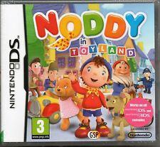 NODDY IN TOYLAND GAME DS DSi Lite 3DS ~ NEW / SEALED