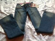 "NEW WITH TAGS GIRLS PARASUCO DENIM LEGEND  JEANS SIZE 23 (40"" LONG)"