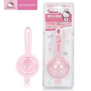 Hello Kitty Chefmade Kitchen Baking Accessories Pink Egg Separator