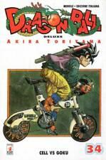 manga STAR COMICS DRAGON BALL DELUXE numero 34