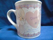 1994 Enesco Precious Moments Collector Coffee Mug Diane